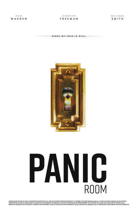 The Panic Room | The Creative Process