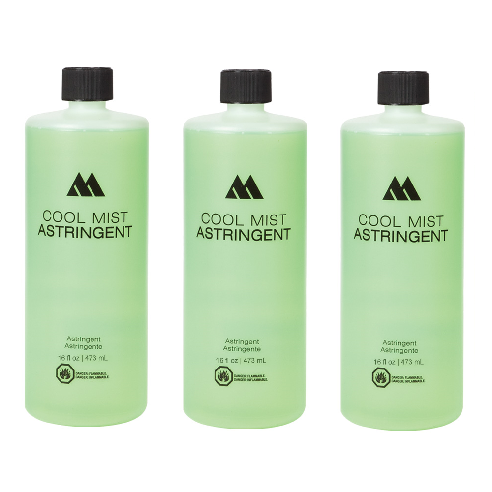 Package of 3 MARIANNA Cool Mist Astringent 16oz 3 x HP-56467 FREE 2 DAY SHIPPING