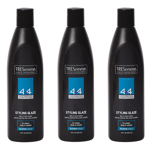 Package of 3 Tresemme 4+4 Styling Glaze 16 oz 3 x HP-64421 FREE 2 DAY SHIPPING