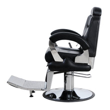 Load image into Gallery viewer, FURY Reclining Barber Chair BC-2CBLK