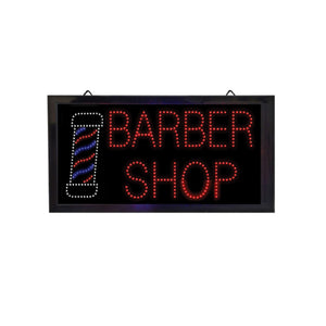 Scalpmaster LED Barber Sign BK-SC-9022