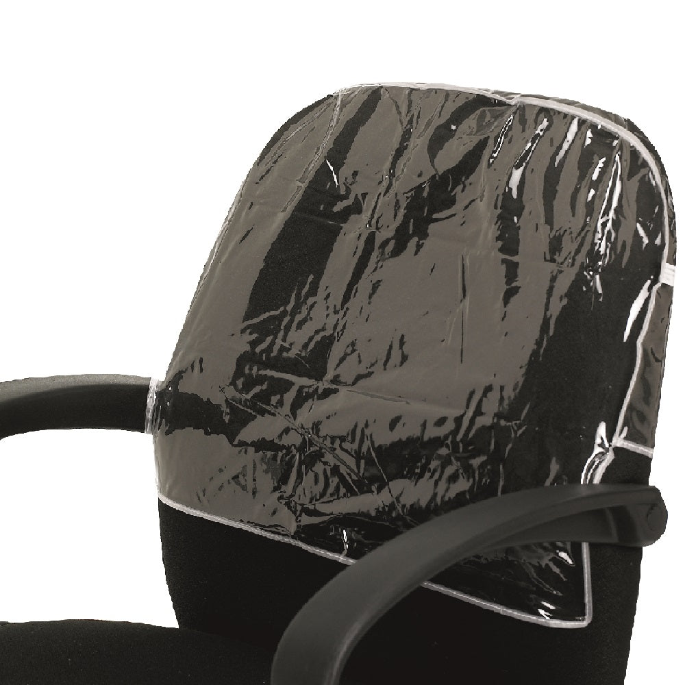 Marianna Salon Stylist Barber Protective Round Chair Back Cover CP-12271