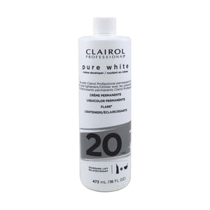 Clairol Pure White DEVELOPER 16oz Assorted Volumes