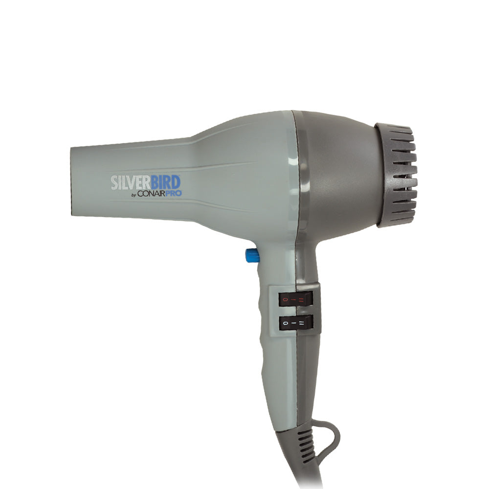 ConairPRO Silver Bird Hair Dryer HT-SB307