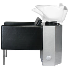 Load image into Gallery viewer, Package of 2 SAHARA Shampoo Black Backwash Unit 2 x SU-53BLK