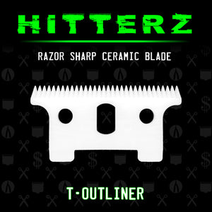 HITTERZ Variety of Ceramic Replacement Blades