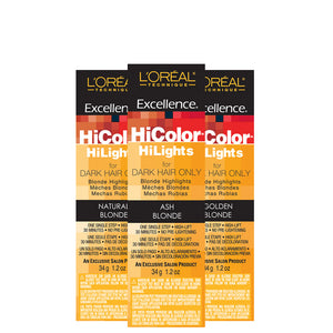 L'OREAL Excellence HiColor HiLights Permanent Creme