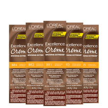 Load image into Gallery viewer, L'OREAL Excellence Creme Browns Extreme Permanent Hair Color