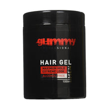 Load image into Gallery viewer, Gummy Pro Alcohol Free Max Hold Extreme Look Hair Gel