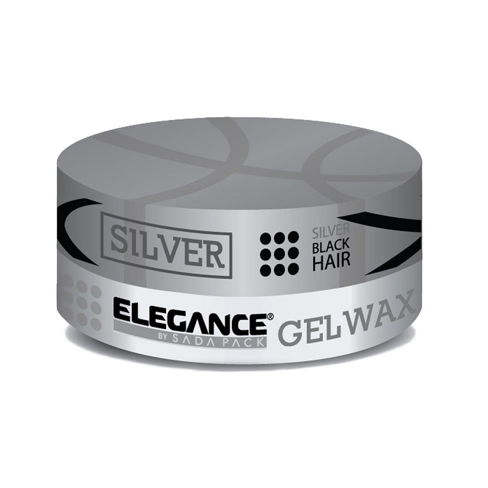 Elegance Hair Wax Silver BB-01483