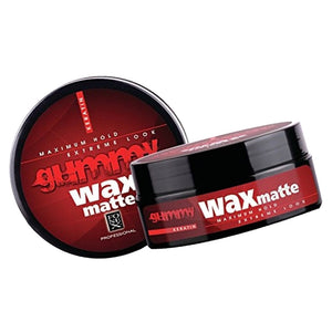 Gummy Pro Max Hold Extreme Look Matte Wax Keratin BB-04399