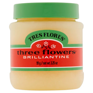 THREE FLOWERS Solid Brilliantine BB-11605