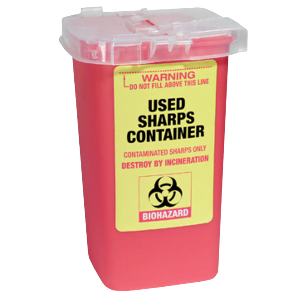 FANTA SEA Used Sharps Container BB-FSC555