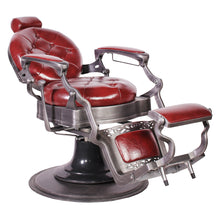 Load image into Gallery viewer, ROYALE Premium Reclining Barber Chair BC-50BU