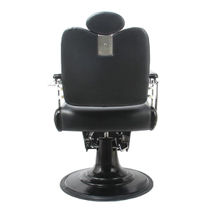Package of 4 PHANTOM Professional Reclining Barber Chair 4 x BC-60BLK