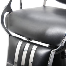 Load image into Gallery viewer, PHANTOM Professional Reclining Barber Chair BC-60BLK