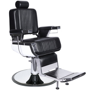 LEXUS Reclining Barber Chair BC-71BLK