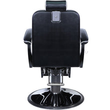 Load image into Gallery viewer, G6 Reclining Barber Chair BC-88BLK