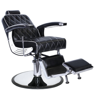 G6 Reclining Barber Chair BC-88BLK