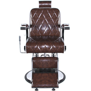 Package of 4 G6 Reclining Barber Chair 4 x BC-88BR