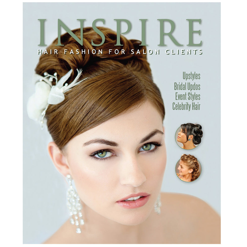 INSPIRE Volume 82 Upstyles, Bridal & Special Occasion Hair BK-V82