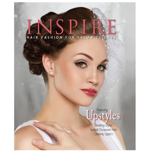 INSPIRE Hair Fashion For Salon Clients Volume 87 Upstyles BK-V87