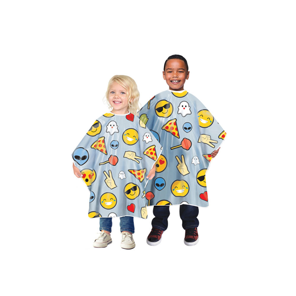 Betty Dain Social Kids Unisex Shampoo Cape CA-271-SK