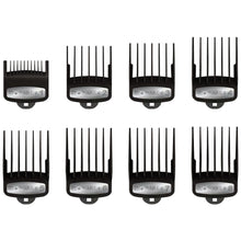 Load image into Gallery viewer, WAHL 8-Pack Premium Cutting Guides CL-3171-500