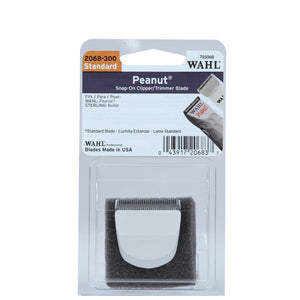 WAHL Peanut Snap-On Clipper/ Trimmer Replacement Blade
