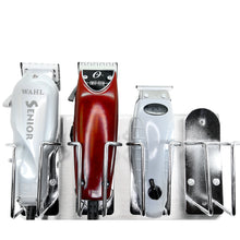 Load image into Gallery viewer, Barber Salon Quad Universal Clipper Trimmer Tool Holder CL-6707