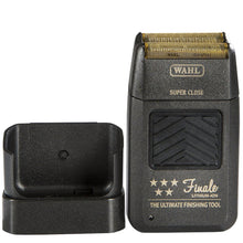 Load image into Gallery viewer, WAHL 5 Star Series Finale Rechargeable Cordless Shaver CL-8164