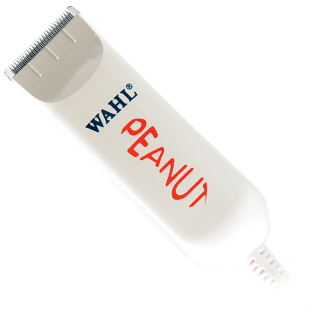 WAHL Classic Peanut Clipper/Trimmer White CL-8685