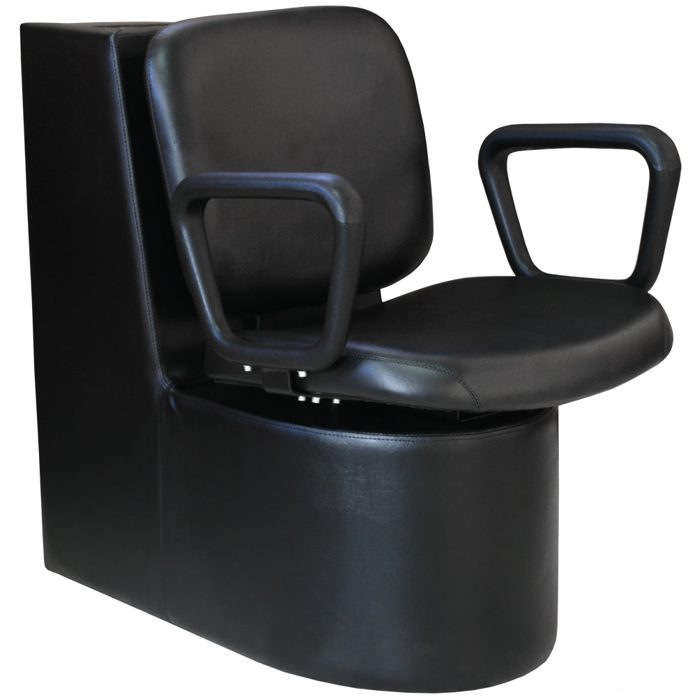 JORDAN Black Handle Dryer Chair DC-11