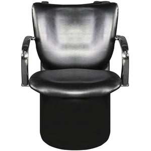 JAYDEN Chrome Rounded Handle Dryer Chair DC-90