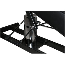 Load image into Gallery viewer, PARKER Hydraulic Facial Bed with Stool and Adjustable Head Rest FB-53BLK