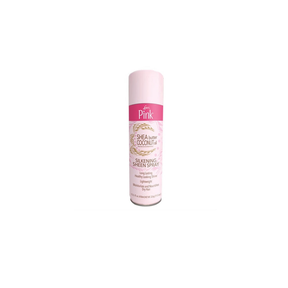 Luster's Pink Shea Coconut Sheen Spray HP-00541