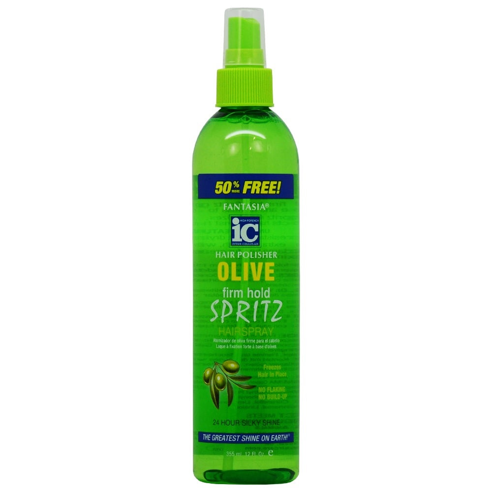 Fantasia IC Olive Firm Hold Spritz HP-01280