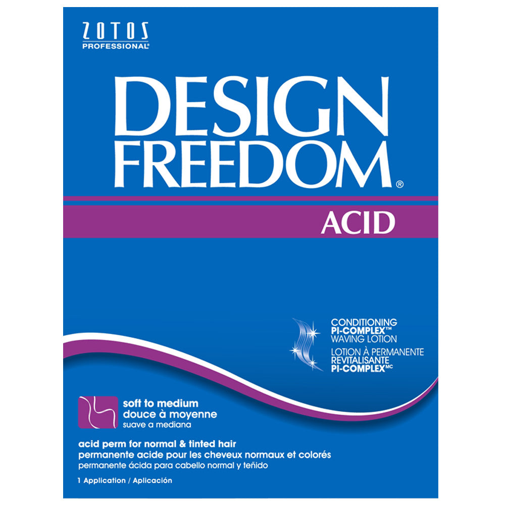 ZOTOS Design Freedom Acid Perm HP-40818