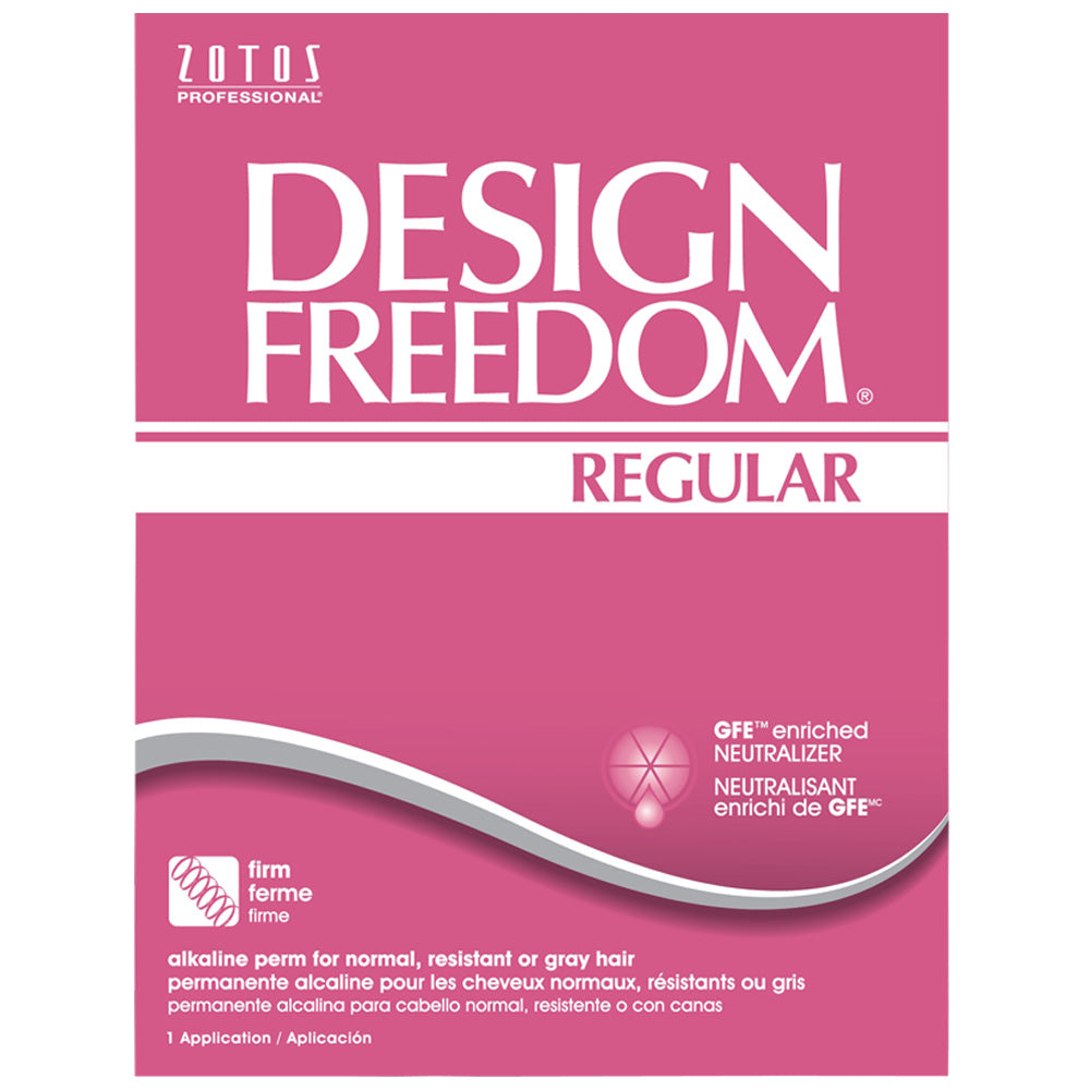 ZOTOS Design Freedom Regular Alkaline Perm HP-40874