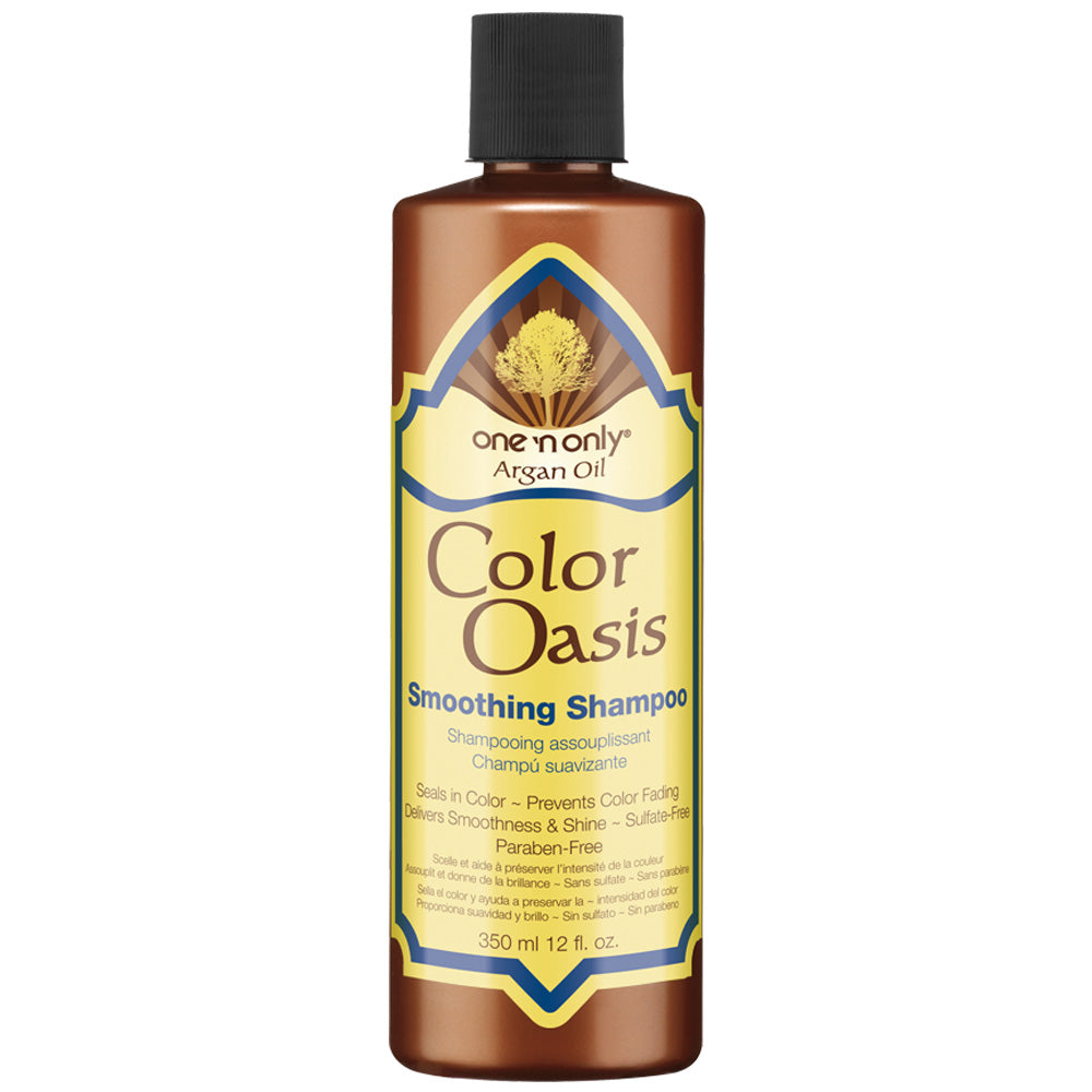 ONE 'N ONLY Argan Oil Color Oasis Smoothing Shampoo HP-539450
