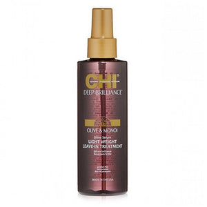 CHI Deep Brilliance Olive Monoi Oil Leave-In Treatment Serum HP-77882