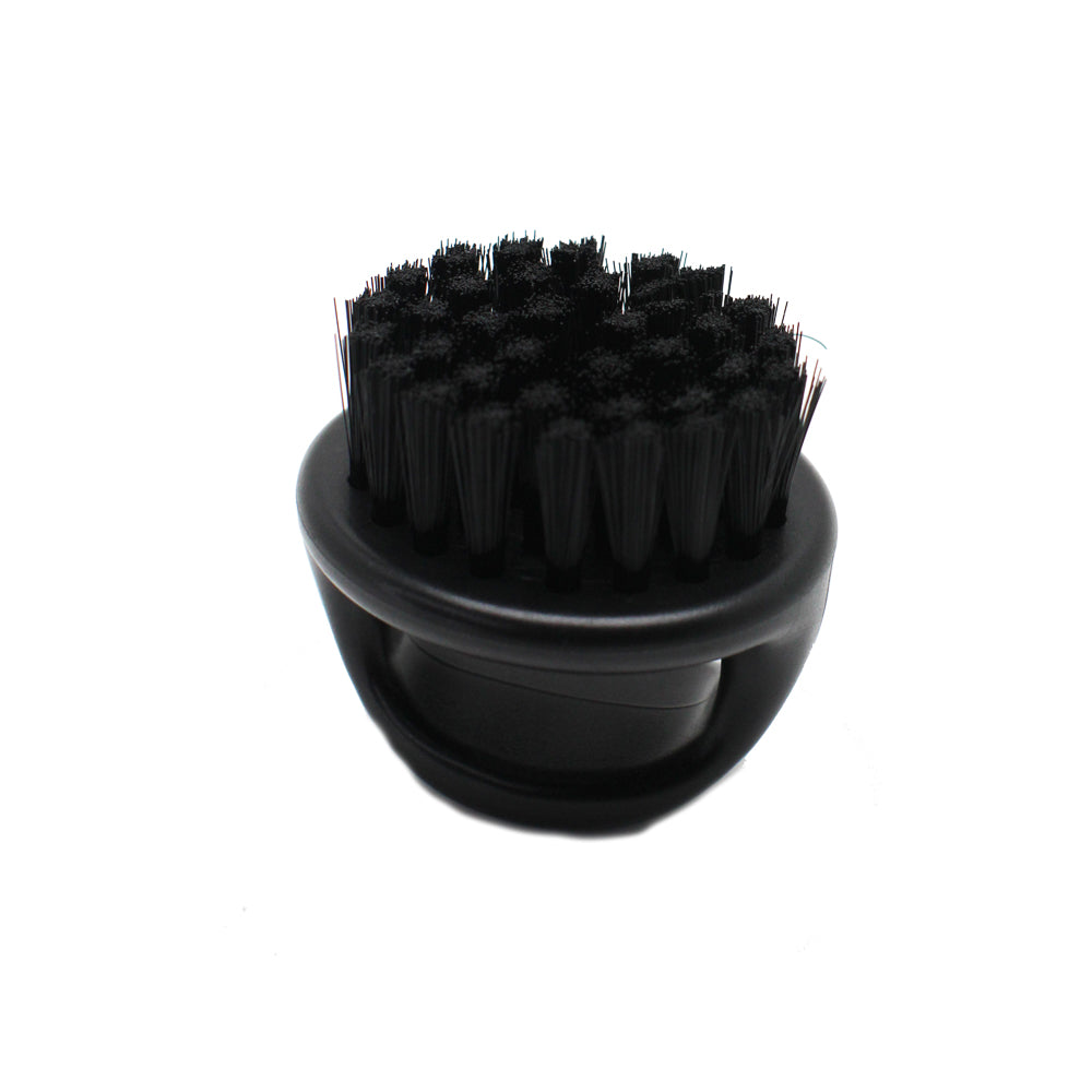 BLACK Babyliss Pro Barberology Fade Knuckle Brush FIRM Bristles HT-ND41270