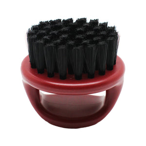 RED Babyliss Pro Barberology Fade Knuckle Brush MEDIUM Bristles HT-ND41271