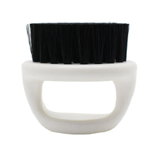 Load image into Gallery viewer, WHITE Babyliss Pro Barberology Fade Knuckle Brush SOFT Bristles HT-ND41272