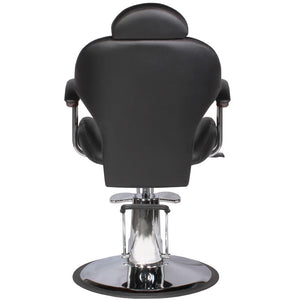 WESLEY Multi-Purpose Reclining Styling Chair MP-30BLK