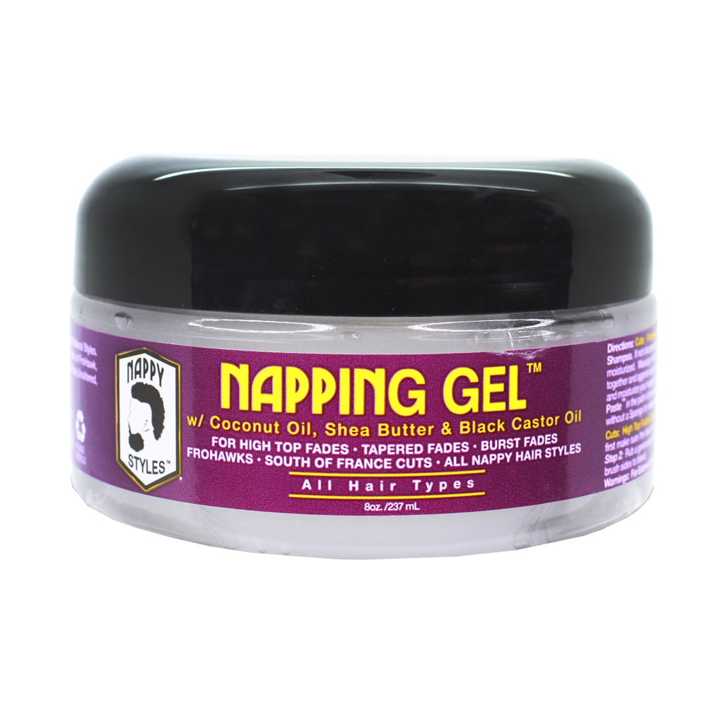 Nappy Styles Napping Gel 8oz HP-00010