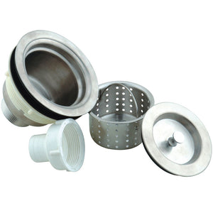 Complete Shampoo Bowl Strainer Assembly SA-216