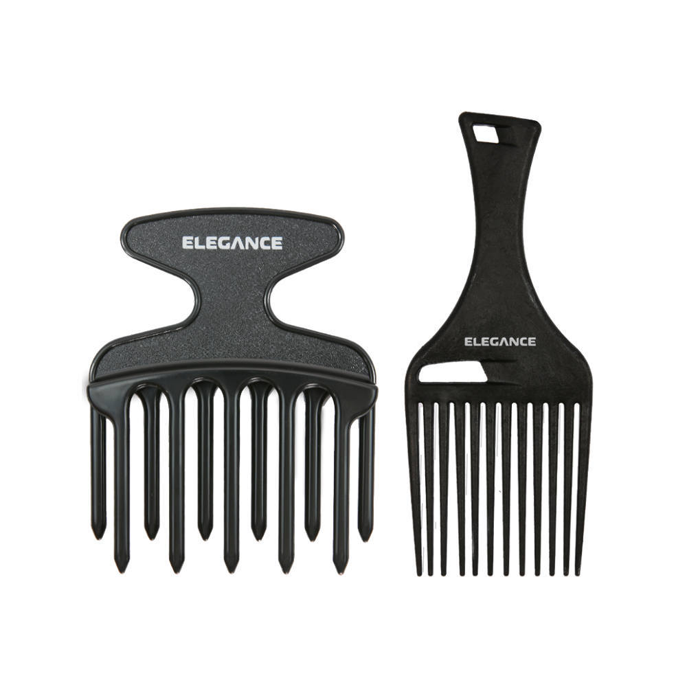 ELEGANCE Hair Pick Comb Set SB-708