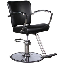 Load image into Gallery viewer, PRISTINE Styling Chair SC-69BLK