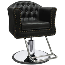 Load image into Gallery viewer, ARIA Styling Chair SC-87BLK